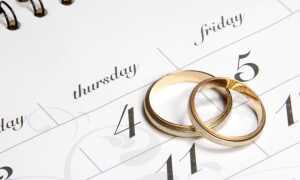 Можно ли выходить замуж в 2022 году