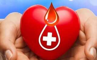 День донора крови в 2022 году: всемирный и национальный