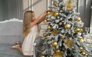 Как украсить елку на Новый год 2022 Тигра