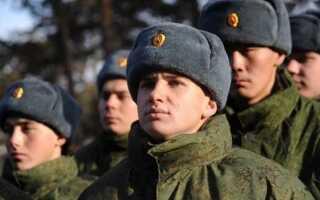 Призывной возраст в России в 2022 году