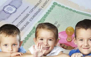 Выплаты за третьего ребенка в 2022 году в России