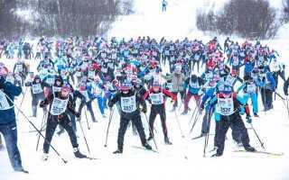 «Лыжня России» в 2022 году: дата проведения