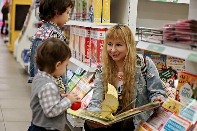 Неделя детской книги в 2022 году